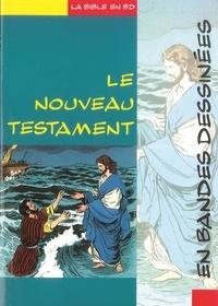 Iva Hoth et André Le Blanc - Le Nouveau Testament en bandes dessinées.