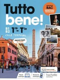 Ivan Aromatario et Patrice Tondo - Italien 1re Tle Tutto Bene! - Livre de l'élève.