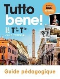 Ivan Aromatario et Patrice Tondo - Italien 1re Tle Tutto Bene! - Livre du professeur.