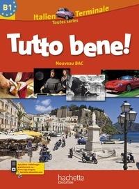 Ivan Aromatario et Valérie Bernejo - Italien Tle Tutto bene ! B1.