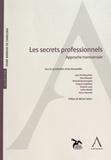 Ivan Bouioukliev - Les secrets professionnels - Approche transversale.