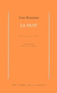 Ivan Bounine - La nuit.