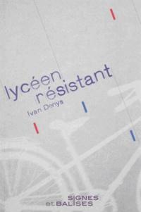 Ivan Denys - Lycéen résistant.
