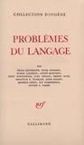 Ivan Fonagy et Adam Schaff - Problèmes du langage.