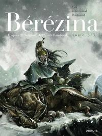 Ivan Gil et  Richaud - Bérézina - tome 3 - La neige.