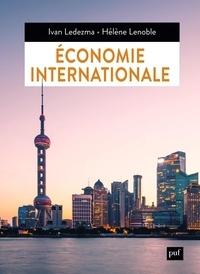 Ivan Ledezma et Hélène Lenoble - Economie internationale.
