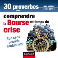 Histoiresdenlire.be 30 proverbes pour comprendre la Bourse en temps de crise - Bon sens, secrets, fantasmes Image