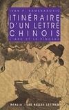Ivan-P Kamenarovic - Itinéraire d'un lettré chinois - L'arc et le pinceau.