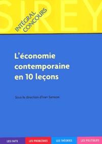 Ivan Samson et  Collectif - L'économie contemporaine en 10 leçons.