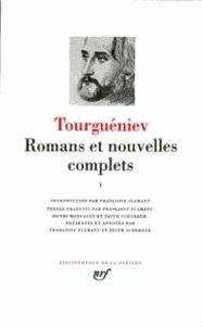 Ivan Tourgueniev - Romans et nouvelles complets - Tome 2 : Faust ; Excursion dans les grands-bois ; Assia ; Nid de gentilhomme ; A la veille ; Premier amour ; Pères et fils ; Apparitions ; Assez ; Le chien ; Fumée.