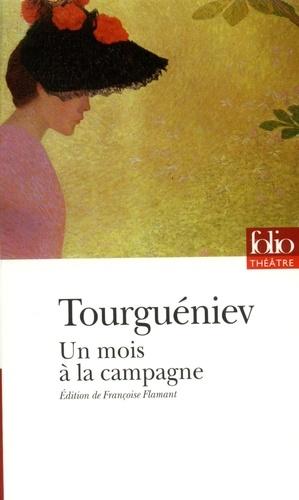Ivan Tourgueniev - Un mois à la campagne.