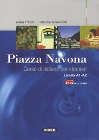 Piazza Navona- Corso di italiano per stranieri - Ivana Fratter | Showmesound.org