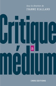 Ivanne Rialland - Critique et médium.