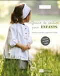 Ivanne Soufflet - Grains de couture pour enfants - Vêtements pour filles et garçons de 2 à 8 ans.