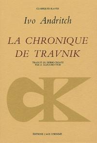 Histoiresdenlire.be La chronique de Travnik Image