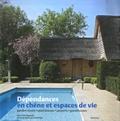 Ivo Pauwels et Jan Verlinde - Dépendances en chêne et espaces de vie - Edition trilingue français-anglais-néerlandais.