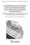 Ivon Mingashang - La responsabilité du juriste face aux manifestations de la crise dans la société contemporaine - Un regard croisé autour de la pratique du droit par le professeur Auguste Mampuya.