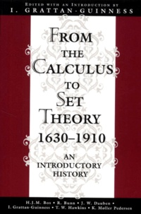 From the Calculus to Set Theory 1630-1910. An Introductory History.pdf