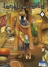 Iwatobineko - Lonely World Tome 1 : .