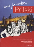 Iwona Stempek - Polski, Krok po Kroku - Edition en polonais. 1 CD audio