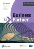 Iwonna Dubicka et Marjorie Rosenberg - Business Partner B2 - Coursebook with Digital Resources.