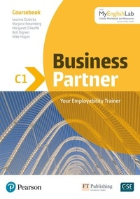 Iwonna Dubicka et Marjorie Rosenberg - Business Partner Niveau C1 - Coursebook and Standard.