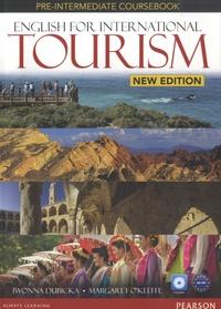 Deedr.fr English for International Tourism - Pre-intermediate Coursebook Image