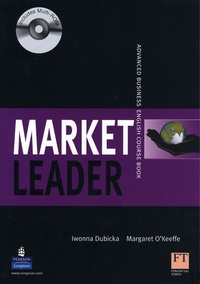 Deedr.fr Market Leader Advanced 2d edition 2008 coursebook with self-study multi-ROM Image