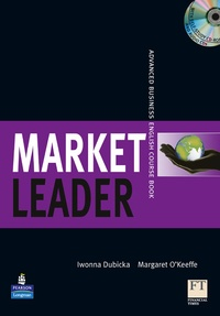 Galabria.be Market Leader Advandced With 2CD Audios Image