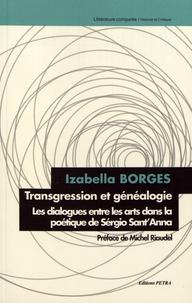 Galabria.be Transgression et généalogie - Les dialogues entre les arts dans la poétique de Sérgio Sant'Anna Image