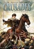 Izu et Alex Nikolavitch - Crusades Tome 3 : La Bataille de Mansourah.