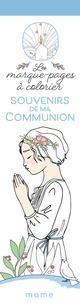 Souvenirs de ma communion - Les marque-pages à colorier.pdf
