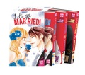 Izumi Miyazono - Let's get married ! Tome 1 à 3 : Lovely pack - Pack en 3 volumes.