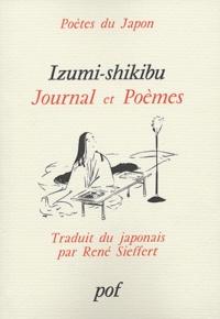 Izumi-Shikibu - Journal et poèmes.