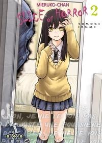Izumi Tomoki et Karen Guirado - Mieruko-chan Slice of horror - tome 2.