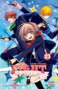 Fight Girl Tome 15 - Izumi Tsubaki
