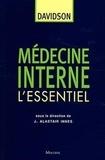 J. Alastair Innes - Médecine interne Davidson - L'essentiel.