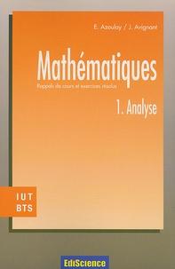 Mathématiques IUT BTS. Tome 1, Analyse, Rappels de cours et exercices résolus.pdf
