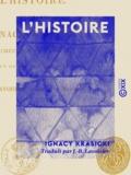 J.-B. Lavoisier et Ignacy Krasicki - L'Histoire.