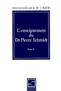 Histoiresdenlire.be L'enseignement du Dr Pierre Schmidt. Tome 2 Image