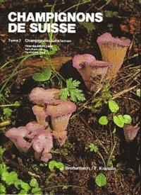 J. Breitenbach - Champignons de Suisse - Tome 2, Hétérobasidiomycètes, Aphyllophorales, Gasteromycètes.