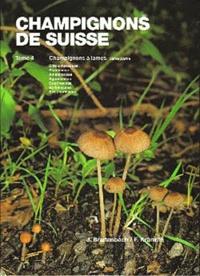 J. Breitenbach - Champignons de Suisse - Tome 4, Champignons à lames (2e partie).