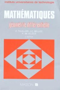 J-C Belloc et Pierre Thuillier - .