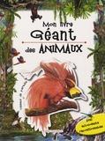 J.C Garcia - Mon livre géant des animaux.