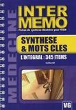 J. Calvo et M. Srour - Synthèse & mots clés.