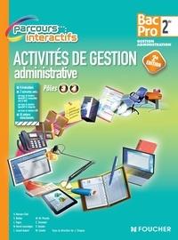 J. Chapey - Activités de Gestion administrative pôles 3 et 4, 2de Bac Pro.