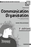 J. Chapey - Communication-Organisation 2e Bac pro services administratifs - Guide pédagogique.