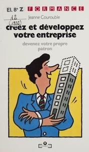 J Courouble - Créez et développez votre entreprise.