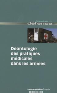 Accentsonline.fr Déontologie des pratiques médicales dans les armées - Rapport technique Image