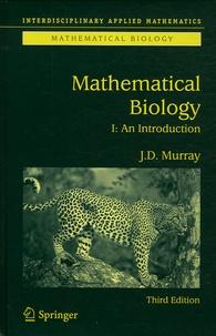 Mathematical Biology- Volume 1, An Introduction - J-D Murray |